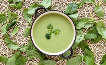 shpinach-soup